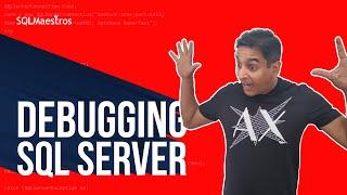 Debugging SQL Server – Setting Up Windows Debugger by Amit Bansal