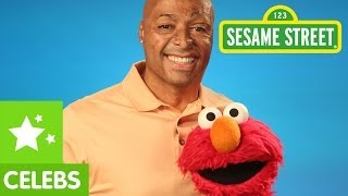 Sesame Street: Elmo and J.R. Martinez Talk about their Feelings
