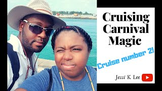 We took a cruise in December! || Carnival Cruise Part 1