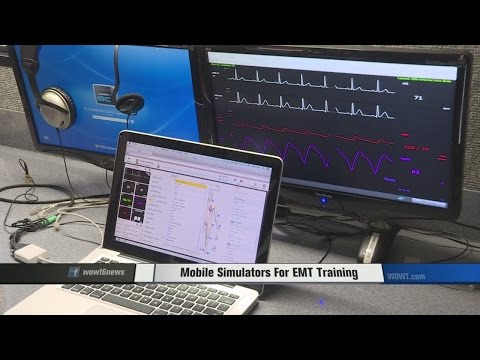 Mobile Simulators For EMT Training Mp3