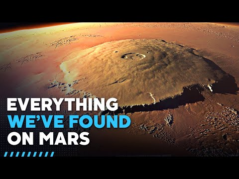 The Mars Surface is filled With Some Fascinating Things!