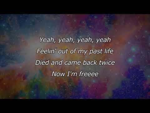 Kids See Ghosts - Freeee (Ghost Town Pt. 2) (Lyrics)