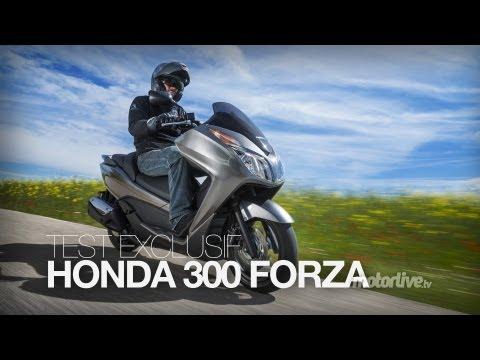 TEST | HONDA FORZA 300.. Le Maxi PCX !