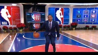GameTime - Isiah Thomas on Best Ball Handlers in NBA | December 23, 2018