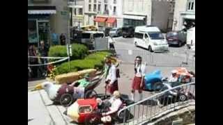 preview picture of video 'Course de voiture à pédalier'