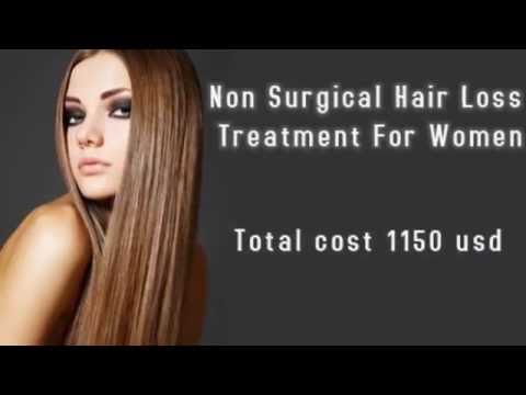 Top Non Surgical Hair Loss Treatment For Women In Cancun Mexico