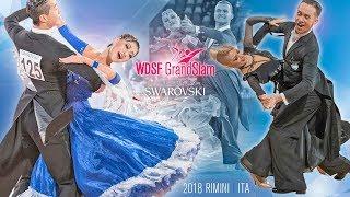 2018 GrandSlam STD Rimini | The Trailer | DanceSport Total