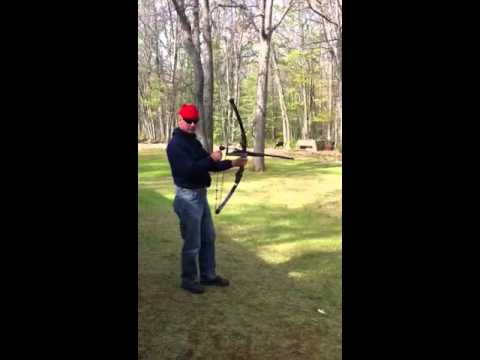 Can You Really Combine A Compound Bow And A 12-Gauge Shotgun?