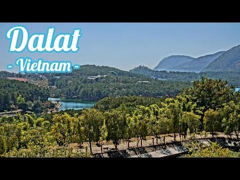 Video Dalat Vietnam HD Tourist Attractions & Tour