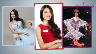 Miss Supranational 2014 Top15 Favourites- Gu Wei from China