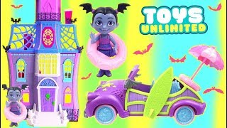 Disney Junior Vampirina Batty Beach Cruiser Lights and Sounds Play Set