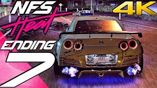 NEED FOR SPEED HEAT - Gameplay Walkthrough Part 7 - Final Mission & Ending (4K 60FPS)