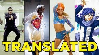 Translating Dance Songs