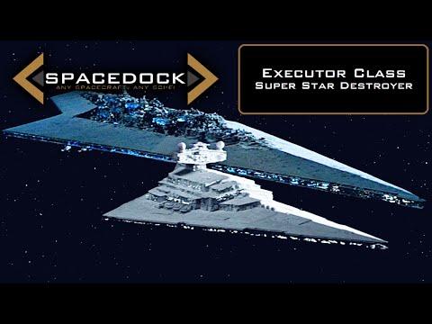 Třída Executor ze Star Wars