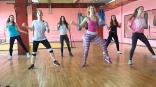 WATCH OUT FOR THIS - MAJOR LAZER ZUMBA with FIT BODY