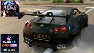 Forza Horizon 3 GoPro Drift TAP Skills Challenge - R35 HE SKILLS XP