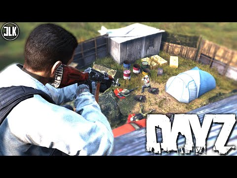 My CRAZIEST Solo Base Raid on DayZ...
