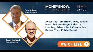 Accessing Tomorrows IPOs, Today: Invest in Late-Stage, Industry Leading, Private Tech Companies Before Their Public Debut