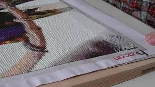 Lezione 6: Lucidatura della tela
