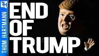 Final Days For Trump Or Democracy?