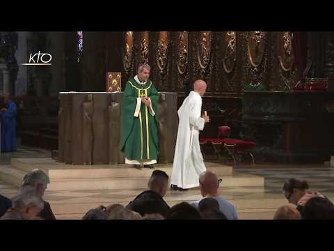 Messe du 2 juillet 2017