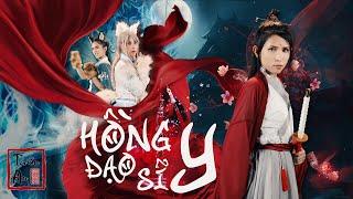 HỒNG Y ĐẠO SĨ | Red Taoist Master | Thiên An | MV cổ trang chế | 50K Like sẽ làm cổ trang tiếp nha