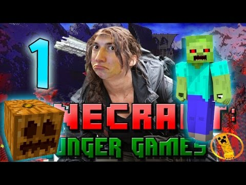 Minecraft: UNDEAD HUNGER GAMES! Halloween Special Mini-Game Nexus Mod!