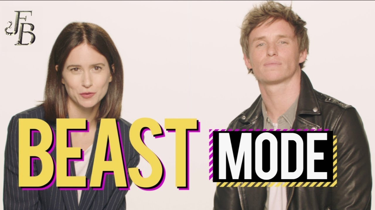 It's Been A Minute With Eddie Redmayne And Katherine Waterston // Presented By Fantastic Beasts 2 thumbnail