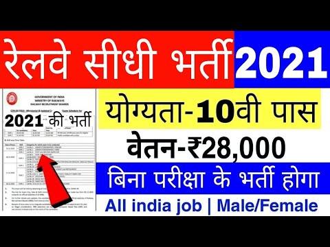 Ticket collector vacancy 2019//railway group d 2019/rrc group d 2019/Govt jobs 2019