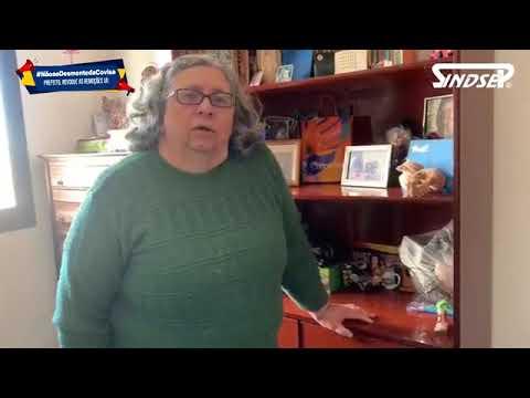 Ana Rosa Costa, fala sobre o desmonte da Covisa