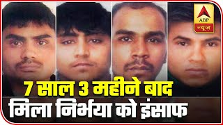 Nirbhaya Case: Hanged Finally! | Full Coverage | ABP News
