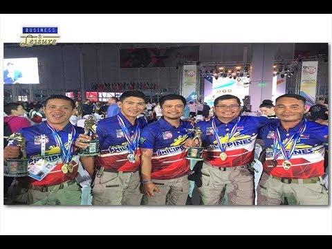 PPSA World Rifle Shoot Winners