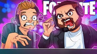 AMAZING CASTING BY COURAGE, Terrible Casting By Symfuhny! - Fortnite Battle Royale