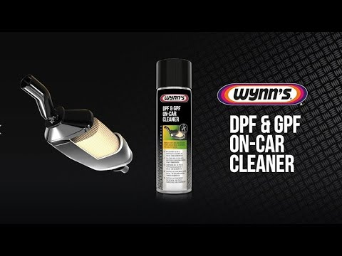 DPF & GPF On-Car Cleaner