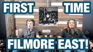 At Fillmore East (Live) - FULL ALBUM - Allman Brothers Band   College Students' FIRST TIME REACTION!