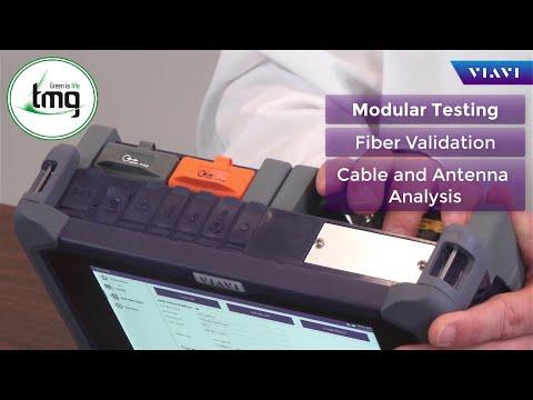 Video: VIAVI OneAdvisor 800 Platform Overview