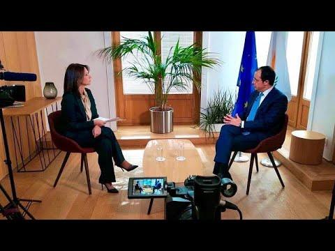 Ο Υπ. Εξωτερικών της Κύπρου στο Euronews