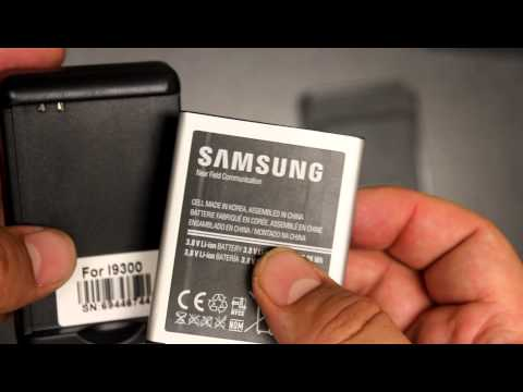 Review of $11 for 3 Galaxy S3 replacement batteries w/ charger 2300mAh