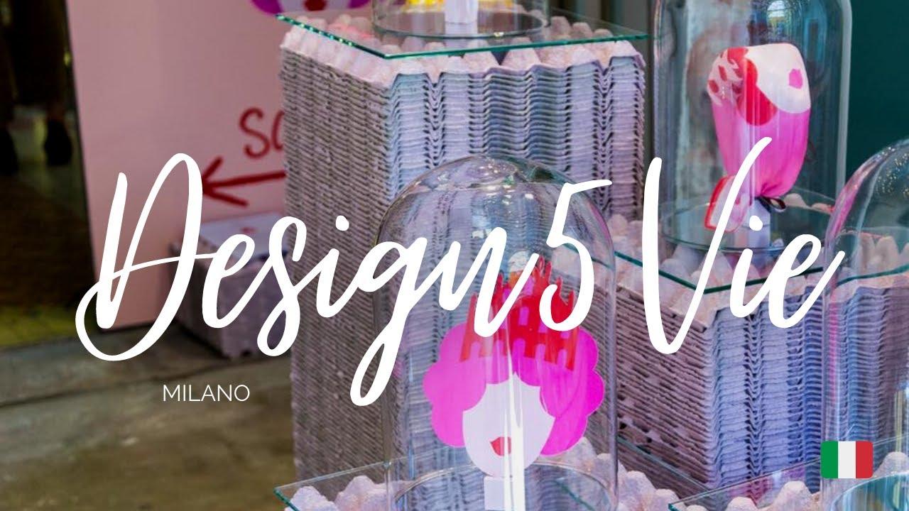 Design5Vie: Caccia Al Tesoro per la Milano Design Week