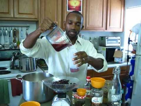 Video Sorrel Drink And It's Health Benefits