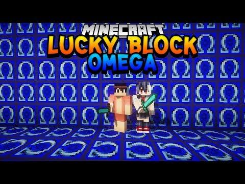 เปิดลักกี้บล็อก Omega Minecraft Lucky Block ft KyoYaKunCh - MrTeeKung