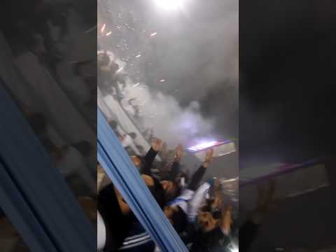 """Festejo Final - Fiesta De La Inimitable! Atletico Tucuman vs Petrolero de Bolivia"" Barra: La Inimitable • Club: Atlético Tucumán"