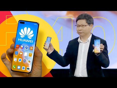 External Review Video h7AG6KMgOf8 for Huawei P40 Smartphone