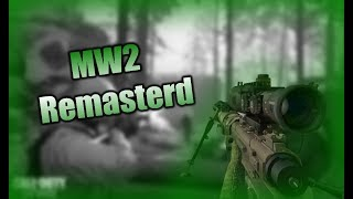 MW2 Remastered! How Will Activison Will Pull It Off