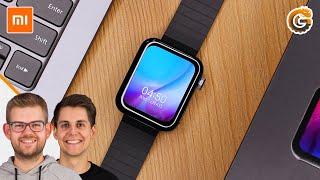 Xiaomi Mi Watch: Wear OS Smartwatch mit MIUI - Unboxing
