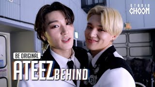 [BE ORIGINAL] ATEEZ 'WONDERLAND' (Behind) (ENG SUB)