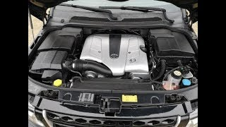 Land Rover Discovery3 SWAP V8 Toyota 3uz 6ат 4х4