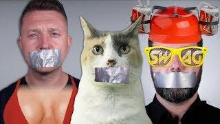 #DayForFreedom: The Creationist Cat Speech!