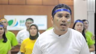 Yel Yel BPJSTK Bali 1 Ketenagakerjaan Jamsostek