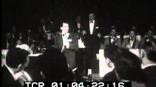 Dean Martin & Jerry Lewis at the Copacabana New York City 3 February 1954 Part 1 of 4